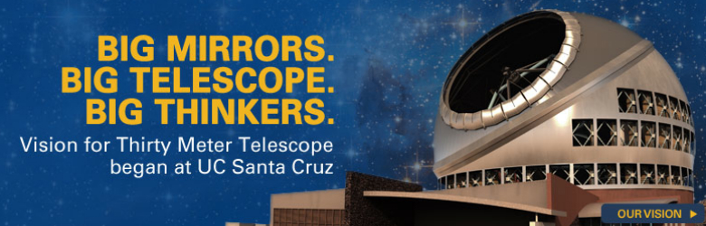Thirty Meter Telescope